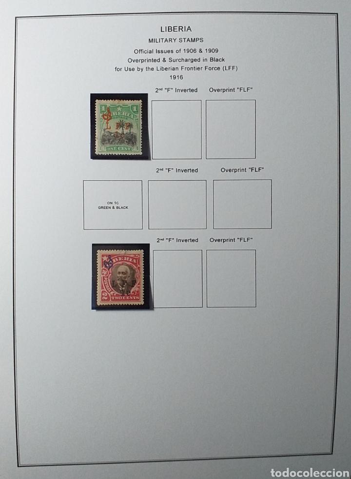 Sellos: Colección de sellos de Liberia - Foto 15 - 204231776