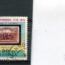 Sellos: SELLOS LIBERIA DESCUBRIMIENTO DE AMERICA. Lote 204628303