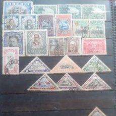 Sellos: LIBERIA. 86 SELLOS. Lote 206933620
