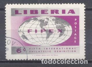 LIBERIA, EXPOSICIÓN FILATÉLICA (Sellos - Extranjero - África - Liberia)