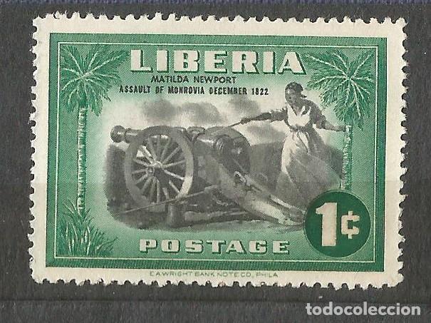 LIBERIA 1947 - MATILDA NEWPORT - SELLO NUEVO (Sellos - Extranjero - África - Liberia)
