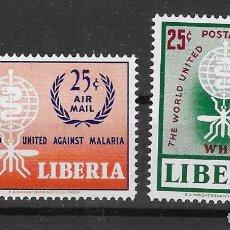 Francobolli: LIBERIA Nº AE 133 Y380 (**). Lote 277470603