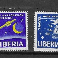 Francobolli: LIBERIA Nº 386 AL 387 (**). Lote 277470678