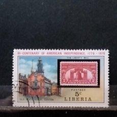 Francobolli: SELLO DE LIBERIA - 109. Lote 281824583