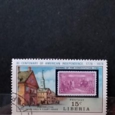 Francobolli: SELLO DE LIBERIA - 109. Lote 281824663