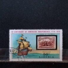 Francobolli: SELLO DE LIBERIA - 109. Lote 281824808