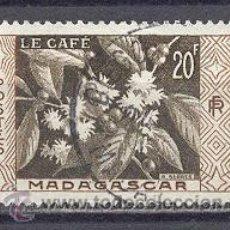 Sellos: MADAGASCAR-1956- YVERT TELLIER 331. Lote 22107097