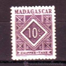 Francobolli: MADAGASCAR***.SELLO FISCAL.TASAS.1 VALOR NUEVO SIN FIJASELLOS... Lote 22191885