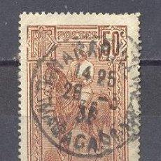 Sellos: MADAGASCAR, 1936, YVERT TELLIER 190. Lote 22981868