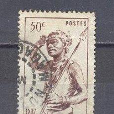 Francobolli: MADAGASCAR, 1946, YVERT TELLIER 303. Lote 22981915