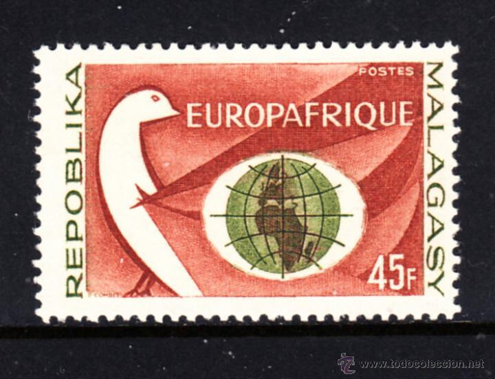 MADAGASCAR 396** - AÑO 1964 - ANIVERSARIO DE EUROPAFRICA (Sellos - Extranjero - África - Madagascar)