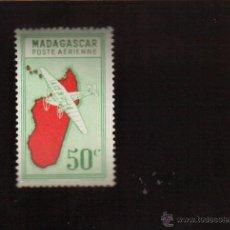 Sellos: BONITO SELLO DE MADAGASCAR EL DE LA FOTO QUE NO TE FALTE EN TU COLECCION. Lote 54802619