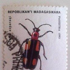 Sellos: MADAGASCAR 1993. Lote 87443444