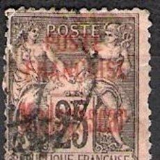 Sellos: MADAGASCAR 1895 - USADO. Lote 99957635