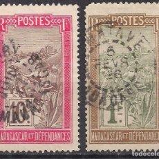 Sellos: MADAGASCAR 1908 - USADO. Lote 99958051