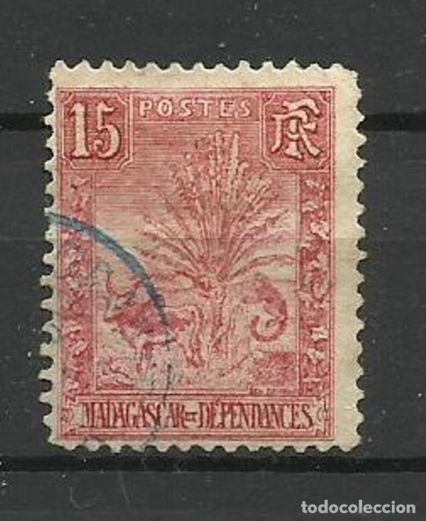 FRANCIA COLONIAS-USADO - MADAGASCAR 1903 (Sellos - Extranjero - África - Madagascar)