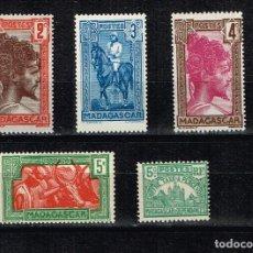 Sellos: SELLOS MADAGASCAR. Lote 142063514
