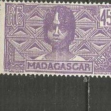 Sellos: MADAGASCAR COLONIA FRANCESA YVERT NUM. 171 USADO. Lote 203241763