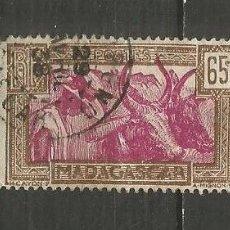 Sellos: MADAGASCAR COLONIA FRANCESA YVERT NUM. 172 * NUEVO CON FIJASELLOS. Lote 203242072