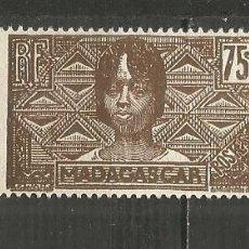 Sellos: MADAGASCAR COLONIA FRANCESA YVERT NUM. 173 USADO. Lote 203242135