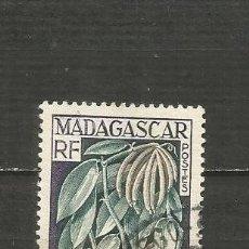 Sellos: MADAGASCAR COLONIA FRANCESA YVERT NUM. 334 USADO. Lote 203242952