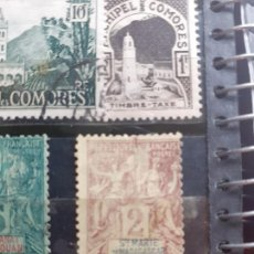 Sellos: SAINT MARIE DE MADAGASCAR. SELLO DE 2 CENTIMES. Lote 205319100