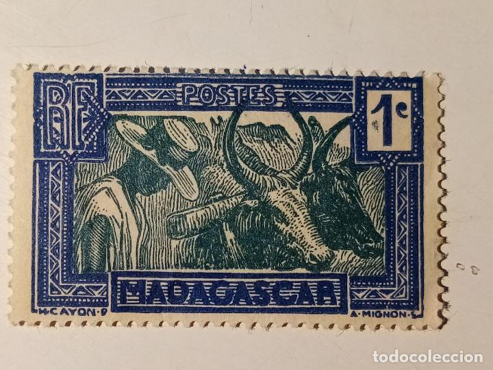 MADAGASCAR 1930 (Sellos - Extranjero - África - Madagascar)