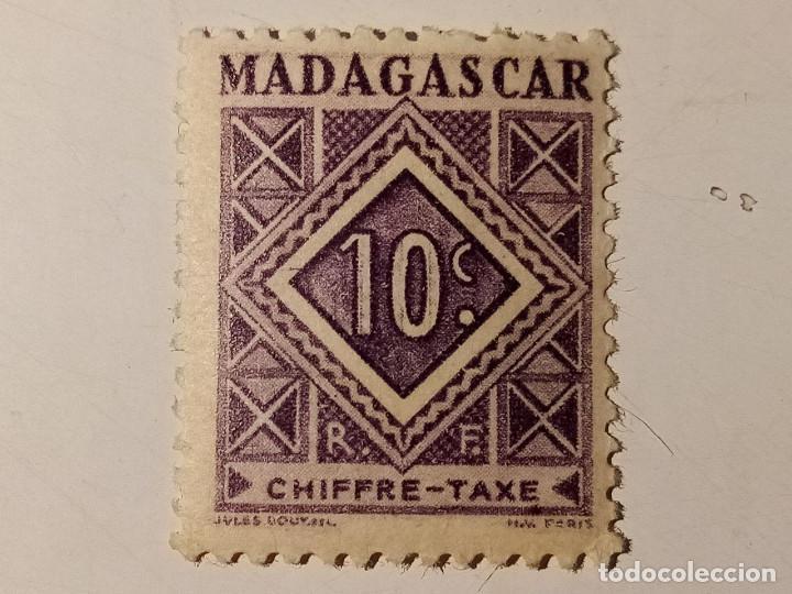 MADAGASCAR 1947 (Sellos - Extranjero - África - Madagascar)