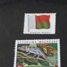 Sellos: REP MALGACHE B2. Lote 207946777