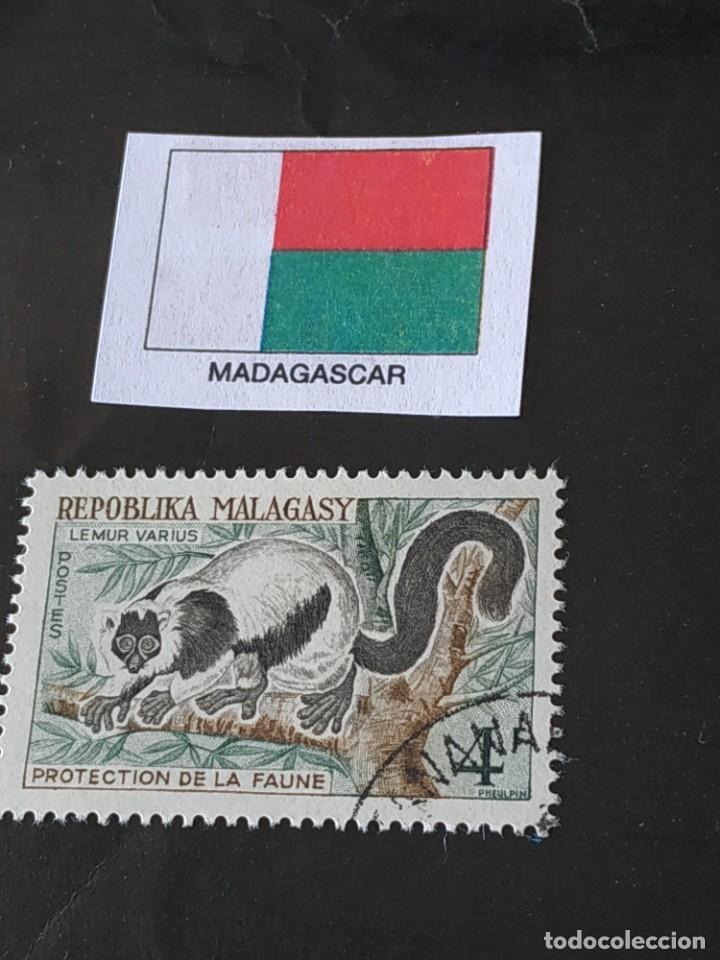 REP MALGACHE C1 (Sellos - Extranjero - África - Madagascar)