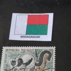 Sellos: REP MALGACHE C1. Lote 207947083
