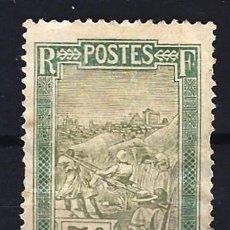 Sellos: MADAGASCAR 1908 - PALANQUÍN - SELLO USADO. Lote 208082011