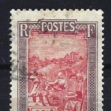 Sellos: MADAGASCAR 1908 - PALANQUÍN - SELLO USADO. Lote 208082106