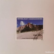 Sellos: MADAGASCAR SELLO USADO. Lote 218897606