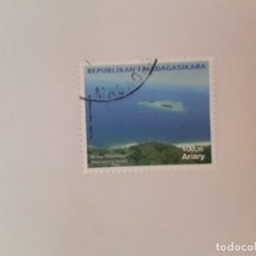Sellos: MADAGASCAR SELLO USADO. Lote 218897670