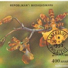 Sellos: MADAGASCAR 1984 SOUVENIR-SHEET CTO MICHEL BL239. Lote 219963820