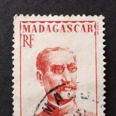 Sellos: 1946 MADAGASCAR PERSONAJES. Lote 223108706
