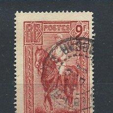 Sellos: MADAGASCAR N°185 OBL (FU) 1931 - GÉNÉRAL JOSEPH-SIMON GALLIÉNI. Lote 228236650