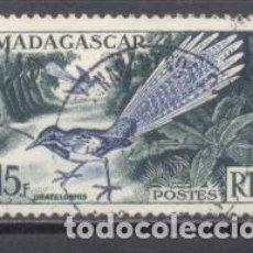 Sellos: MADAGASCAR, 1954 - USADO . R.F.. Lote 237578710