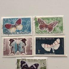 Sellos: SELLOS MADAGASCAR- MALGACHE. Lote 251308220