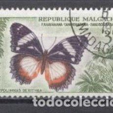 Sellos: MADAGASCAR, 1960, YVERT-TELLIER 345,PREOBLITERADO CON GOMA. Lote 259318550