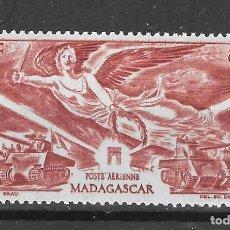 Francobolli: MADAGASCAR AÑO 1946 (**). Lote 277566178