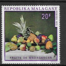 Sellos: MADAGASCAR Nº 476 (**). Lote 277567598