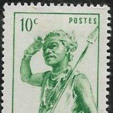Sellos: MADAGASCAR YVERT 300, NUEVO CON GOMA Y CHARNELA. Lote 277583063
