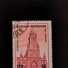 Sellos: SELLO DE MADAGASCAR - E 52. Lote 289360113