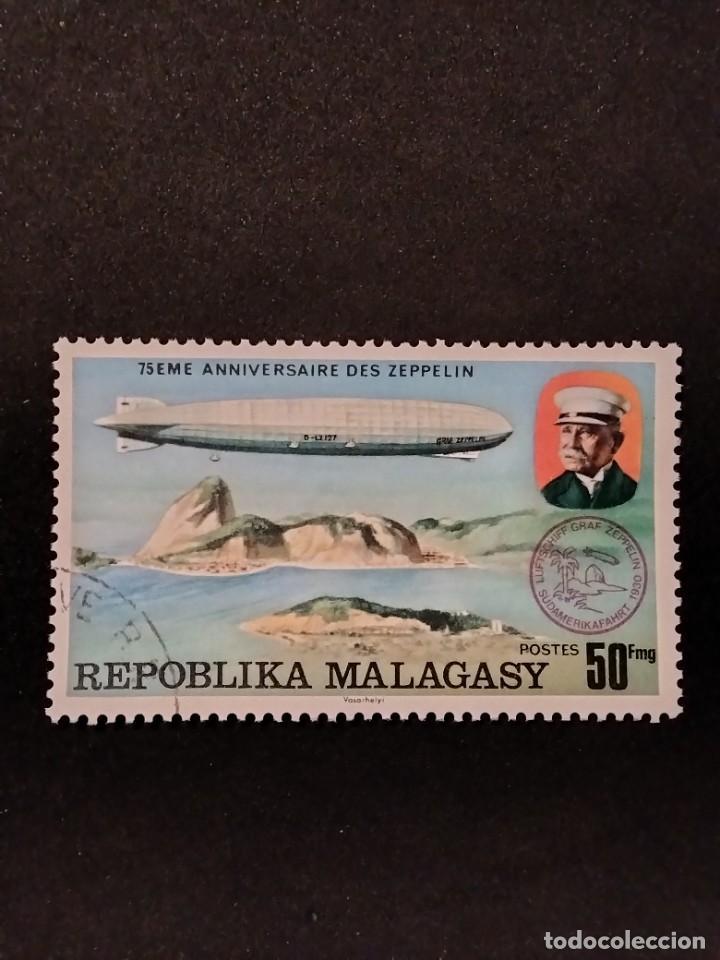 SELLO DE MADAGASCAR - E 55 (Sellos - Extranjero - África - Madagascar)