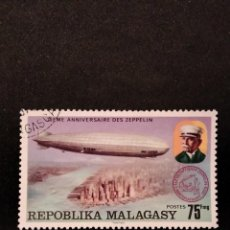 Sellos: SELLO DE MADAGASCAR - E 55. Lote 289362688