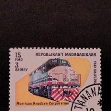 Sellos: SELLO DE MADAGASCAR - E 56. Lote 289363298
