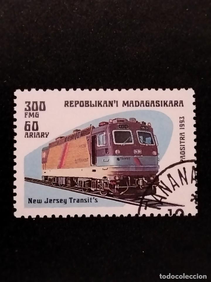 SELLO DE MADAGASCAR - E 56 (Sellos - Extranjero - África - Madagascar)