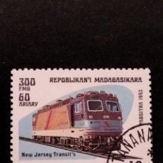 Sellos: SELLO DE MADAGASCAR - E 56. Lote 289363348